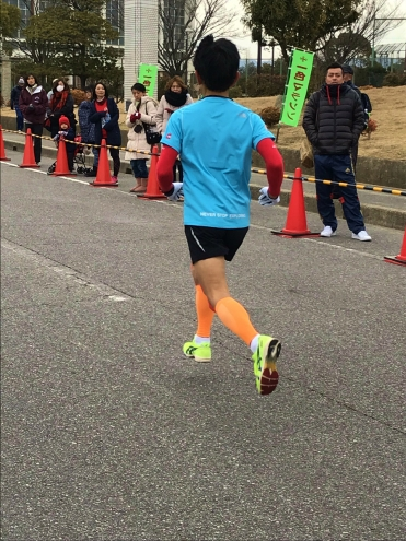 180128issiki marathon half (9)