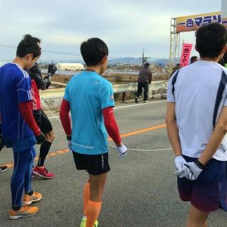 180128issiki marathon half (5)