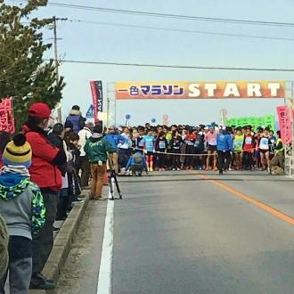 180128issiki marathon half (8)