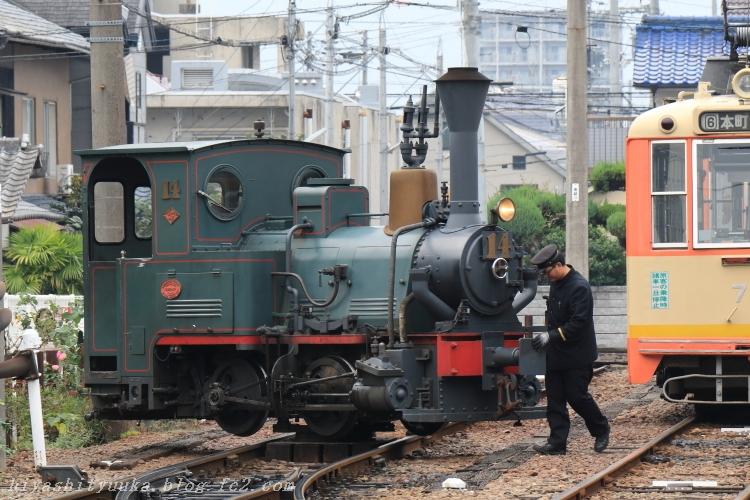 坊ちゃん列車4-SN