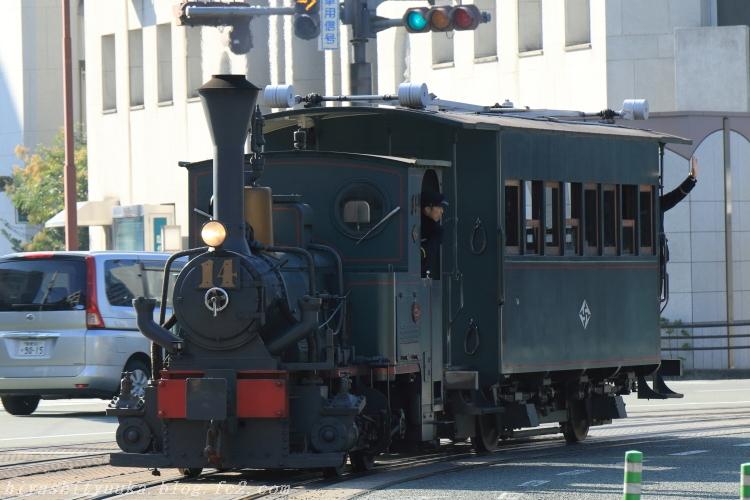 坊ちゃん列車5-SN