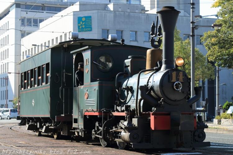 坊ちゃん列車6-SN