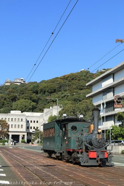 坊ちゃん列車1-SN