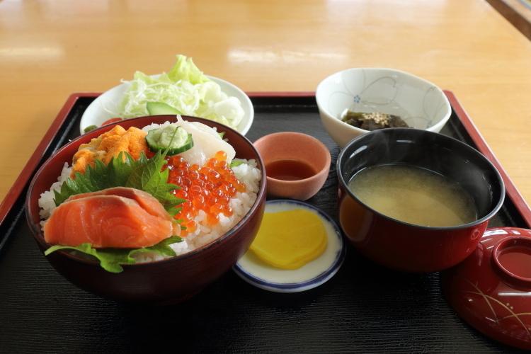 海鮮丼-S