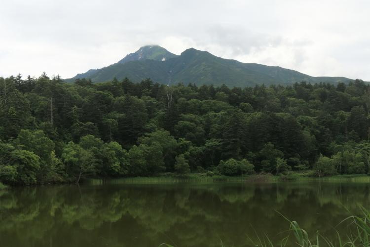 姫沼から利尻富士-S