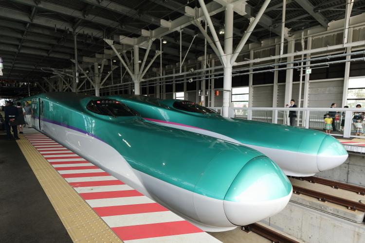 北海道新幹線H5系-S