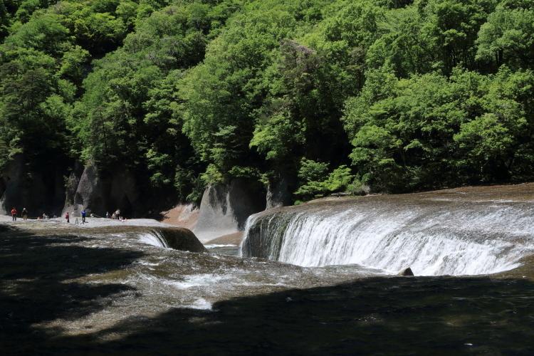 吹割の滝5-Ss