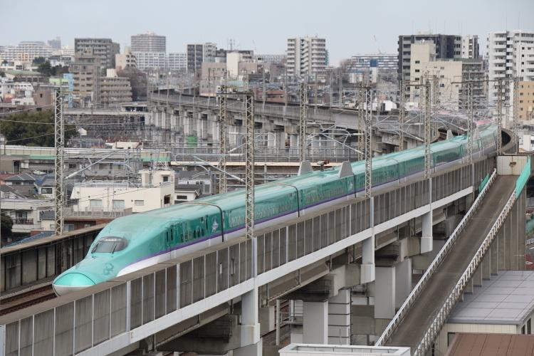 北海道新幹線-Ss