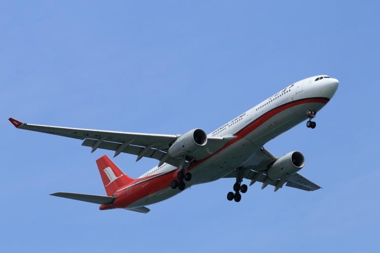 上海航空-Ss