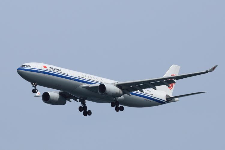 中国国際航空-Ss