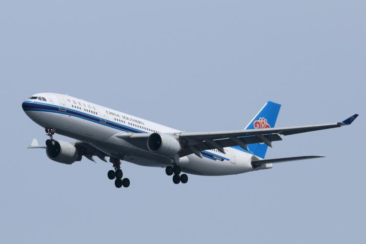 中国南方航空-Ss