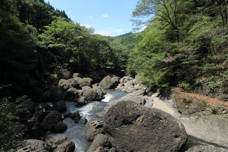 袋田の滝7-Ss