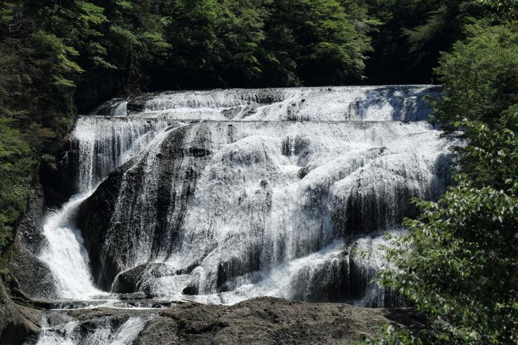袋田の滝 一段目-Ss