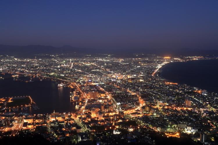 函館夜景 (2)-Ss