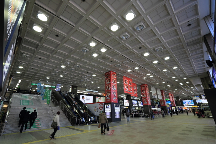 仙台駅 (2)-S