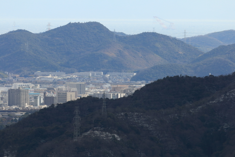 姫路城方向-S