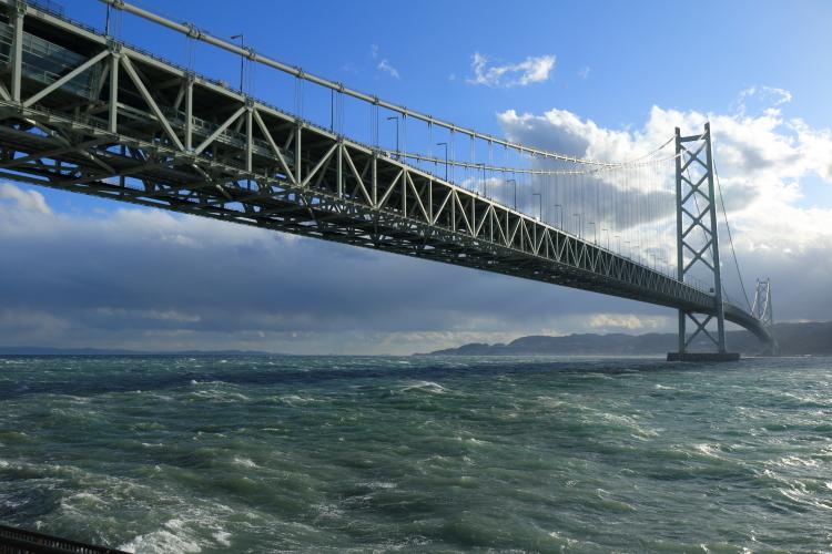 明石海峡大橋-S