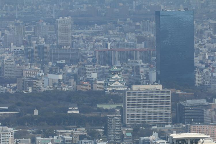 大阪城-S