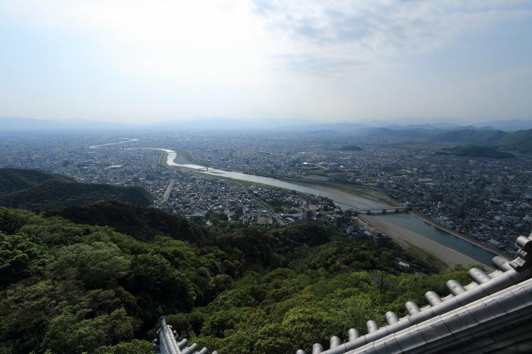 絶景岐阜城-S