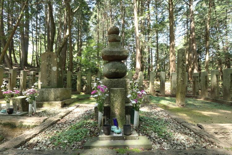 大谷吉継 墓-SA