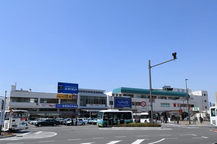 松本駅-SA