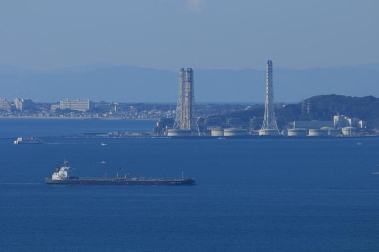 東電横須賀火力発電所-SA