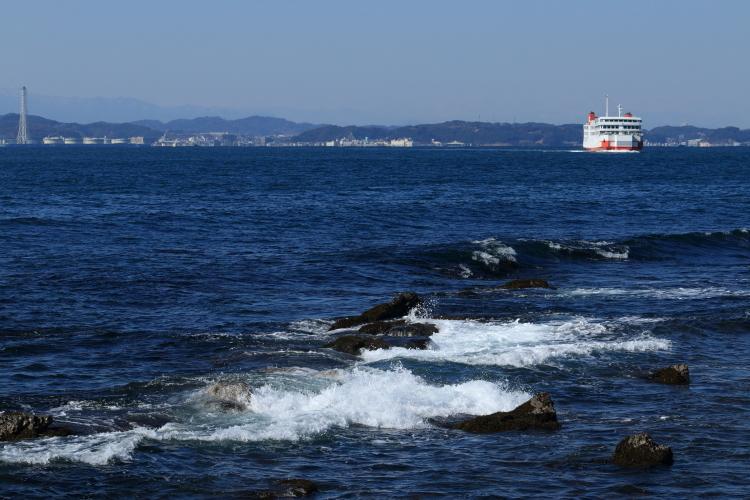 東京湾フェリー2-SA