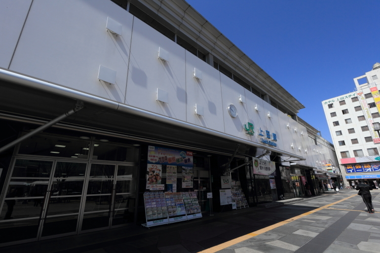 上田駅-SA
