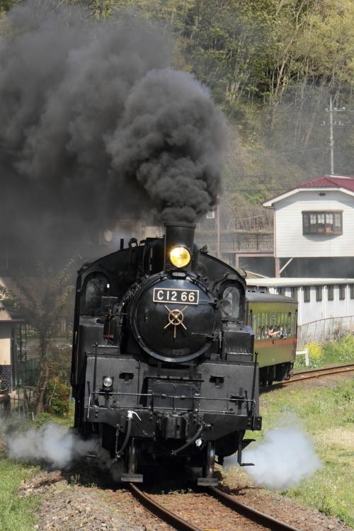 真岡鉄道SL4-SA