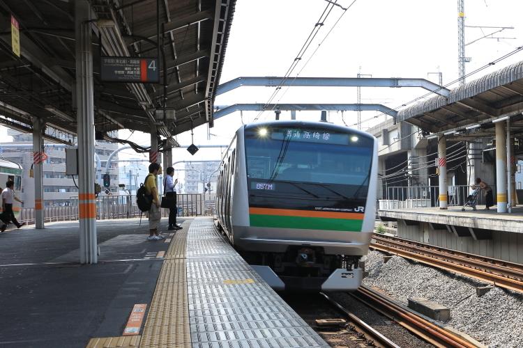高崎線-SA