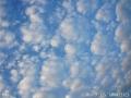 モコモコな雲1