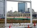 富山駅のクリスマスツリー点灯式2