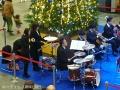 富山駅のクリスマスツリー点灯式の日10