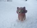 雪を楽しむ1