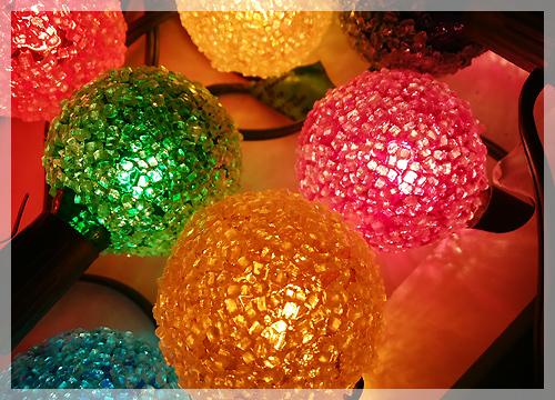 ヴィンテージ・クリスマスライト