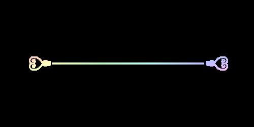 ハートライン黒虹1
