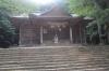 縣神社石段
