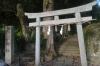 石宮神社鳥居 (2)