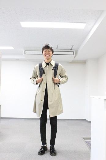 ★学生サポーター 私服 015