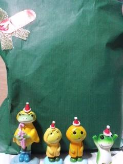 クリスマスなパッケージ