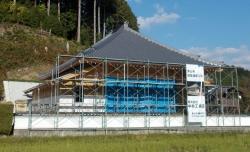浄土寺伽藍復興工事 20171104 1