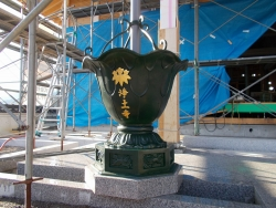 浄土寺伽藍復興工事 20171104 4
