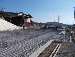 浄土寺庫裡基礎工事 20171221 2