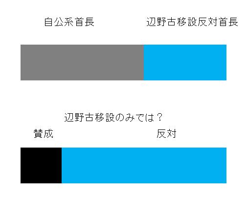 辺野古沖縄投票