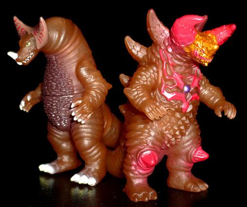 古代怪獣 ゴモラ&ベリアル融合獣 スカルゴモラ