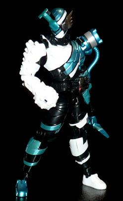 仮面ライダービルド ハリネズミ掃除機フォーム