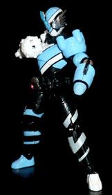 仮面ライダービルド ハリネズミロケットフォーム
