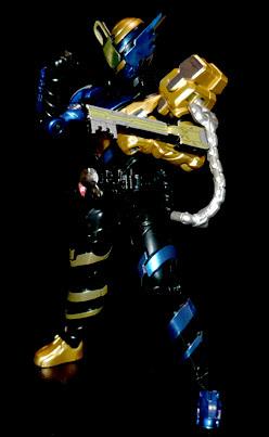 仮面ライダービルド キードラゴンフォーム