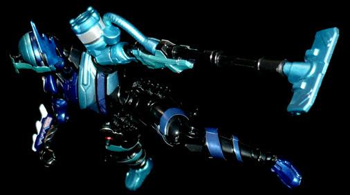 仮面ライダービルド ドラゴン掃除機フォーム