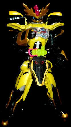 仮面ライダーレーザー チャンバラバイクゲーマー レベル3
